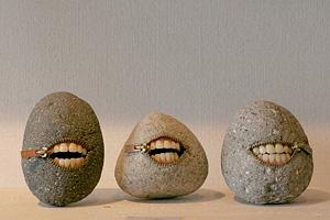 Hirotoshi Ito : Stone Artist