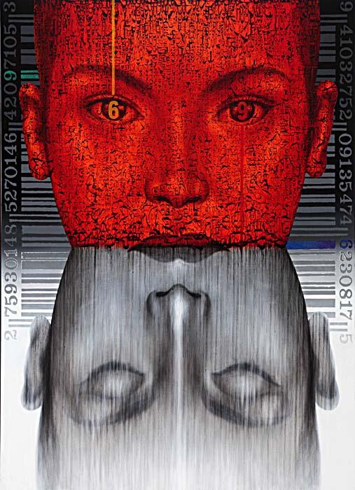 """Reflections"" 145cmx200cm (fiio)"