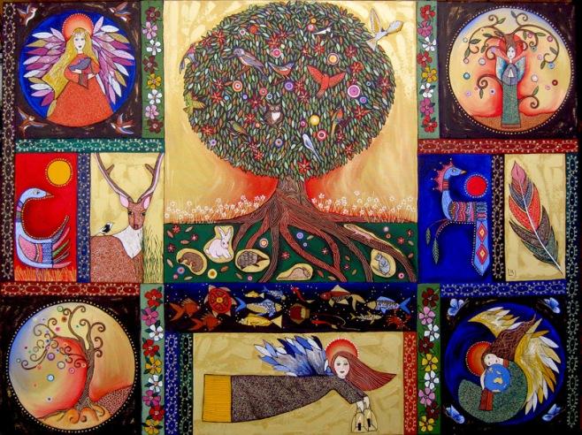 Life's Tapestry by Leigh Karen Joyce