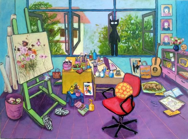 """My Room 1"" 200cmx150cm (giio) BKK"