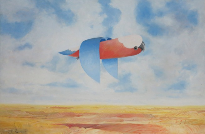 """Cross Country II"" 148cm x 120cm (ciio)"