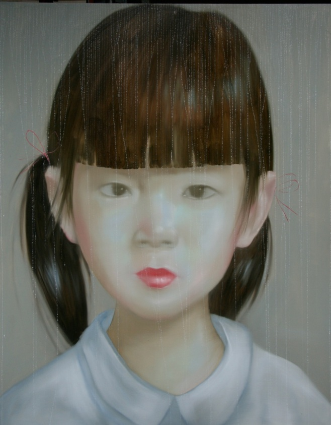 Girl by Attasit Pokpong 160x180cm (adiio)