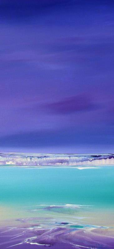 """Cable Beach"" 30x151cm"