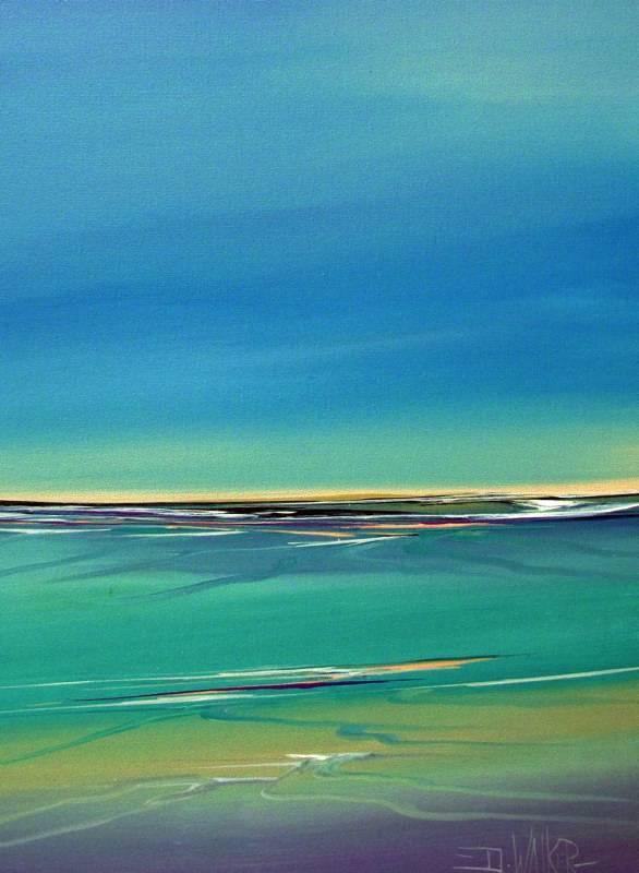 Denise Walker Cable Beach light_2 60 x 90 $880