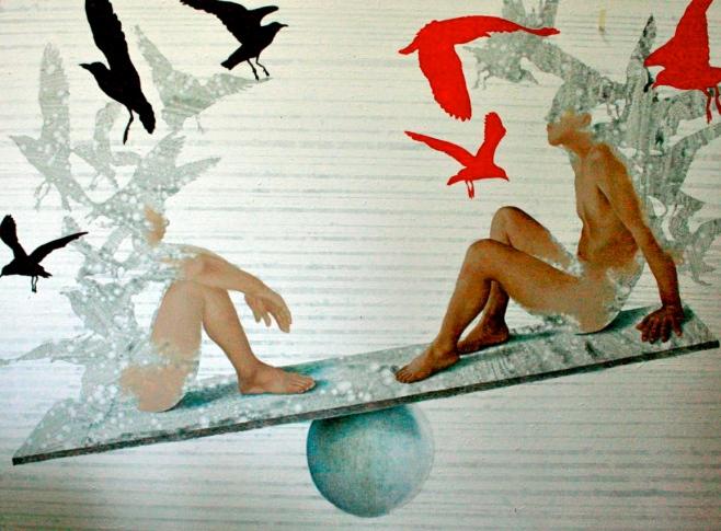"""Seesaw Board"" 170cm x 120cm (diio)"