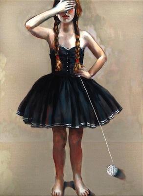 """The Constant Reminder"" Original oil on canvas, 120x150cm"