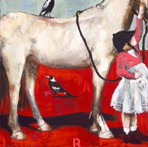 """""""The Littlest Rider"""""""