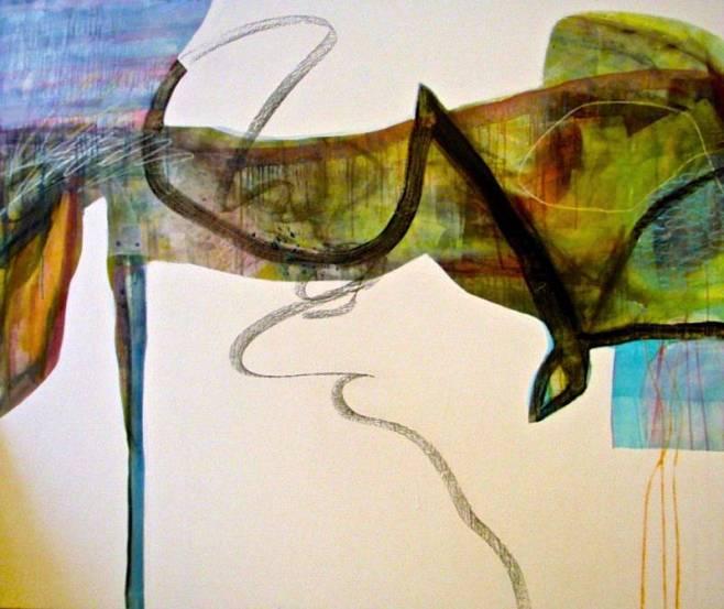 """""""Horse"""" 150x180cm"""