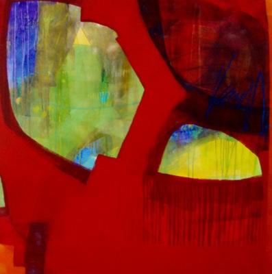 """Redomite"" 120x120cm"