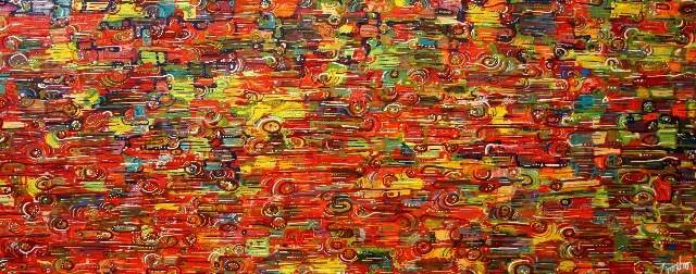 """Cars"" 150x60cm ON SALE UNTIL JUNE 30TH WAS: $2250 NOW: $1600"