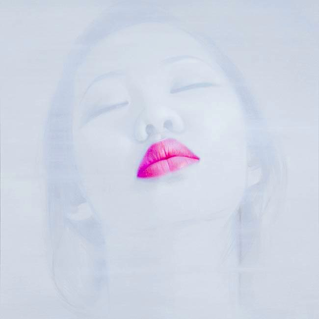 """Lips III""  Image 70x70cm Paper 87x91cm  Printed on 308gsm Acid Free Archival Rag  $495"