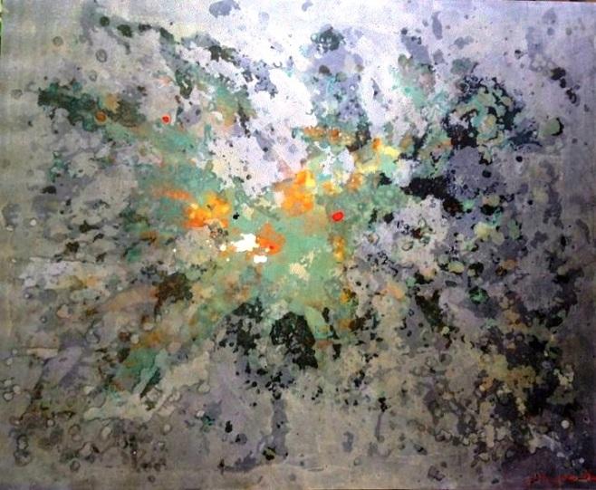 """Illuminations"" 170x140cm (beoo)"