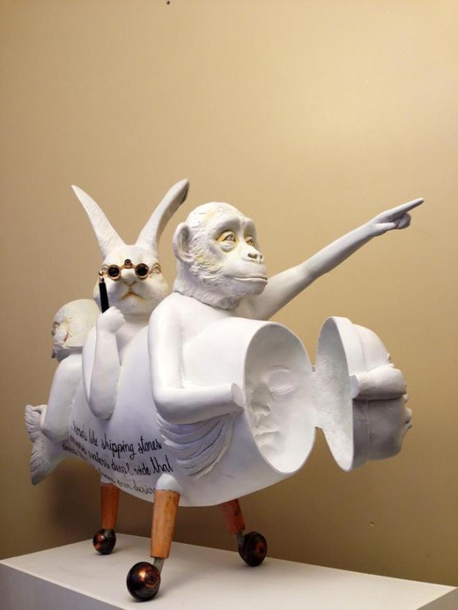 The Sculpture of Pimpisa Tinpalit