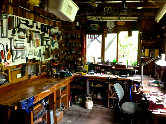 David's workshop