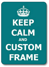 img-keep-calm-custom-frame