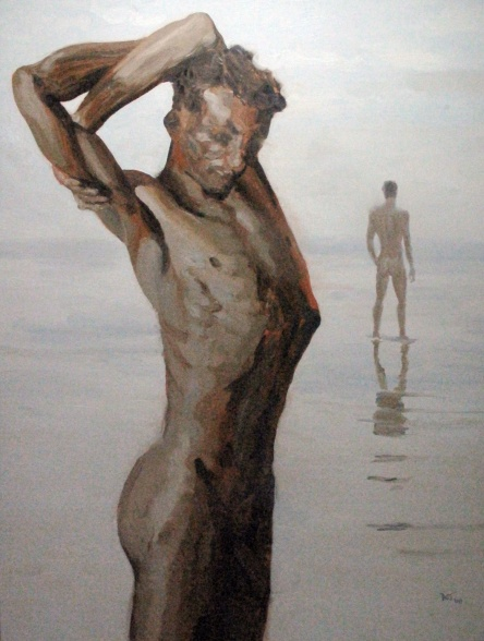 Boy by Dusit Pimchangthong 110x130cm $990