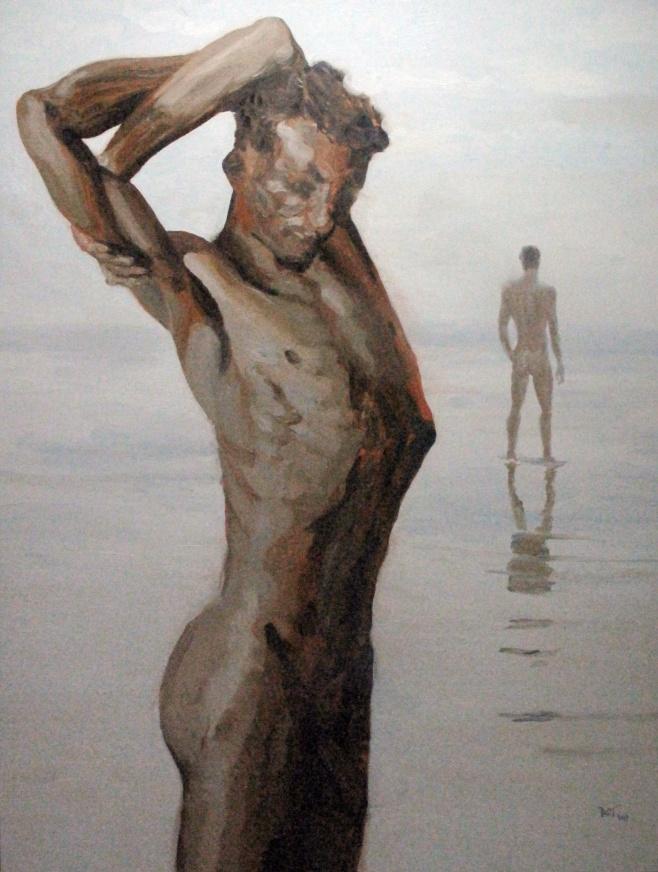 Boy by Dusit Pimchangthong 110x130cm $990