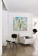 "How ""Fleur Blanc Frais"" could look in your home..."