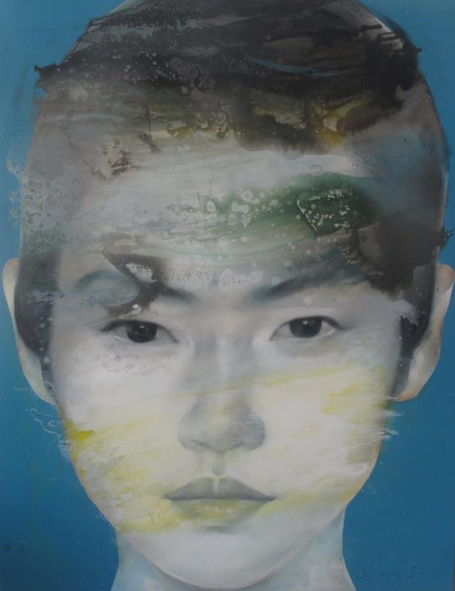 Girl by Silawit Poolsawat 145x190cm $3990